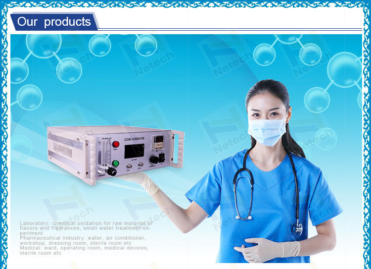 3g - 7 g/h Commercial Ozone Generator For Medical Dental Therapy Treatment