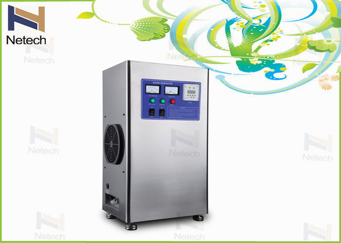 58 - 70LPM Aquaculture Ozone Generator Air Cooling Ceramic Ozonator Steam Sauna
