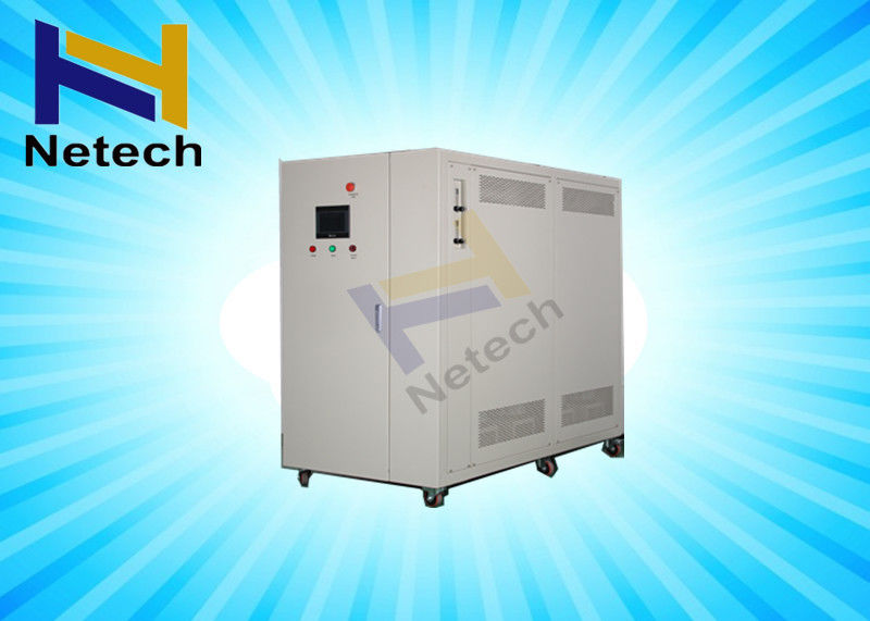 150 g/H 200 g/H High Concentration Ozone Generator For Jeans Decoloring Industry