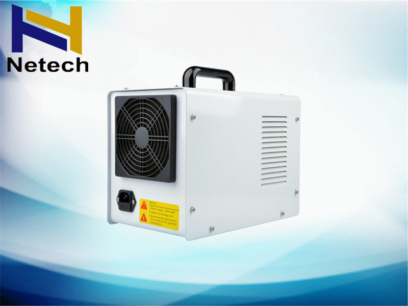 CE high efficiency portable water ozone generator 6g/hr for washing meats and fruits