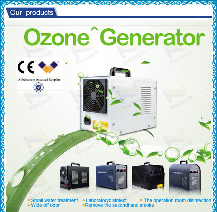 Commercial Corona Discharge Ozone Generator Ceramic For Household Mini Space