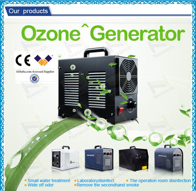 high effience ozone machine use for hetel air ourifier and water treatment with CE certifiaction